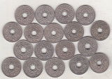 bnk mnd Franta 10 centimes 1917-1934 - 18 ani diferiti