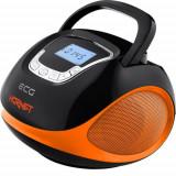 Cumpara ieftin Radio multimedia ECG R 500 U Hornet, 2 x 3W, USB, SD, FM, ceas cu alarma