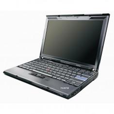 Laptop Lenovo X201, Intel Core i5-540M 2.53GHz, 4GB DDR3, 160GB SATA, Grad B