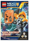 Cumpara ieftin Lego Nexo Knights. Atacul monstrului de piatră