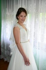 Vand rochie de mireasa foto