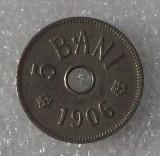 G5. ROMANIA 5 bani 1906 J XF **
