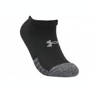 Șosete Under Armour HeatGear No Show Socks 3-Pack 1346755-001 pentru Unisex