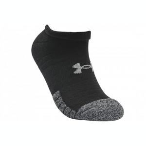 Șosete Under Armour HeatGear No Show Socks 3-Pack 1346755-001 pentru Unisex