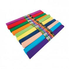 Hartie creponata DP 10 culori/set