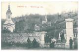 3526 - ORAVITA, Caras, ETHNIC, Church - old postcard - unused