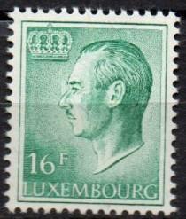 LUXEMBURG 1982, Marele Duce Jean de Luxemburg, MNH, serie neuzata