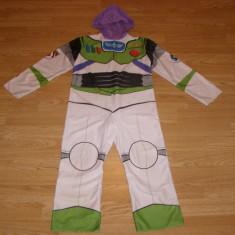Costum carnaval serbare aviator astronaut toy story pentru copii de 4-5-6 ani, Din imagine