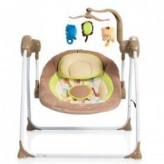 Leagan balansoar copii 0 luni+ Moni Baby Swing+ Frappe
