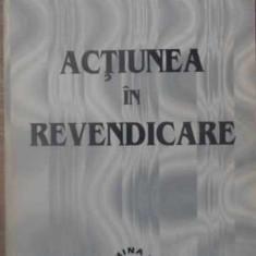 ACTIUNEA IN REVENDICARE - EUGENIA T. POPA