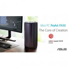 Mini pc asus proart pa90-m9002zn intel core i9-9900k (3.6ghz up