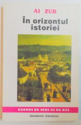 IN ORIZONTUL ISTORIEI de AI ZUB , 1994 foto