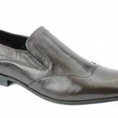 Pantofi Barbati Bugatti U1860-1 Braun