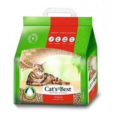 CAT'S Best Oko Plus Original 5L, 2.18kg, asternut igienic pisici