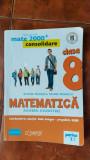 MATEMATICA ALGEBRA GEOMETRIE CLASA A VIII A NEGRILA  PARTEA I