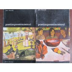 Postimpresionismul-John Rewald
