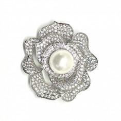 Brosa Borealy Rose One Pearl
