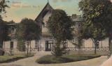 CARTE POSTALA GOVORA HOTELUL STATULUI NR.3
