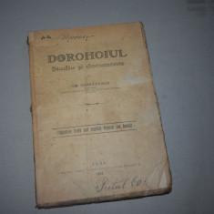 Gh. Ghibanescu - Dorohoiul (Surete si izvoade vol XII, 1924) Dorohoi