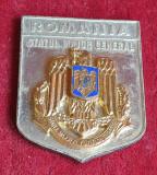 Medalia  STATUL MAJOR GENERAL al FORTELOR TERESTRE - medalie militara superba