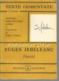 Cumpara ieftin Eugen Jebeleanu. Poezii - Texte Comentate