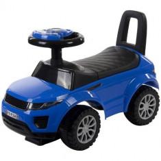 Masinuta fara Pedale Land Rover Albastra