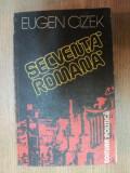 SECVENTA ROMANA . MIJLOCUL SECOLULUI I AL EREI NOASTRE de EUGEN CIZEK , 1986
