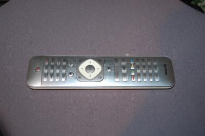 Telecomanda TV SMART LED PHILIPS 2422 549 90523 TVCR62312/12 foto