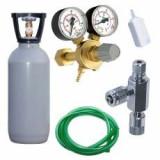 Set de bază CO2 2 kg, Sisteme CO2