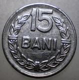 2.144 ROMANIA RSR 15 BANI 1966