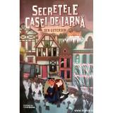 Secretele casei de iarna, Ben Guterson