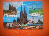 HOPCT 65020  KOLN -KRUGER- -GERMANIA -STAMPILOGRAFIE-CIRCULATA