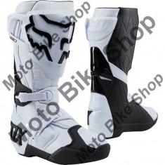 MBS Cizme motocross Fox Stiefel 180, alb/negru , marimea 11=45, Cod Produs: 1990800811AU