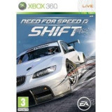 Need For Speed Shift XB360, Curse auto-moto, 12+