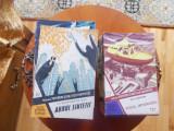 Colectia Povestiri stintifico-fantastice -lot  de 61 de buc.
