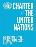 Charter of the United Nations and Statute of the International Court of Justice (Colour Edition - Blue)