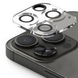 Set 2 folii sticla camera foto Ringke Protector compatibil cu iPhone 13 Pro/13 Pro Max