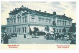 5151 - ALBA IULIA, Market, Romania - old postcard - unused