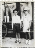 Fotografie elevi premianti strajer Ploiesti 1938