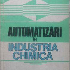 AUTOMATIZARI IN INDUSTRIA CHIMICA - ION CURIEVICI