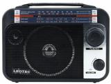 Radio LEOTEC LTQ1NEGRU, 5W, 4 benzi fm/mw/sw1-2, jack 3.5 mm (Negru)