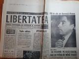 Ziarul libertatea 19 octombrie 1990