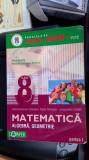 MATEMATICA ALGEBRA GEOMETRIE CLASA A VIII A - NEGRILA ,SERDEAN , PARTEA I