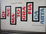 Guido Aristarco Cinematografia ca arta, ed. legata, supracoperta, tiraj: 540 ex., Meridiane