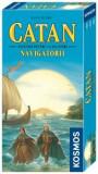 Catan - extensie Navigatorii 5/6 jucatori