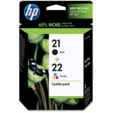 HP SD367AE (21) (22) cartuse cerneala negru si tricolor