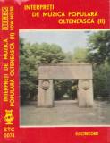 Caseta audio:  Interpreți de muzică populară oltenească ( Electrecord - STC0074), Casete audio