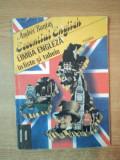 ESSENTIAL ENGLISH. LIMBA ENGLEZA IN LISTE SI TABELE de ANDREI BANTAS, 1991