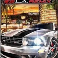 Joc PSP Midnight Club - LA Remix