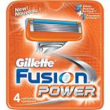 Rezerva aparat de ras Gillette Fusion Power 4 buc